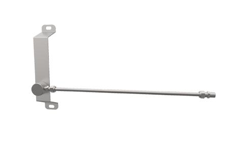 CHEM MASTER SGH600 SERIES 6.0 Purity Header Rail Assemblies
